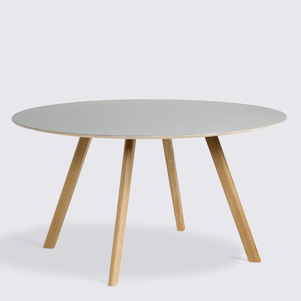 table ronde copenhague cph25 140 cm. Black Bedroom Furniture Sets. Home Design Ideas