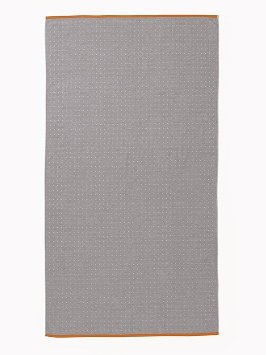 Sento-beach-towel-grey-ferm-living