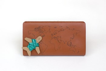 Stitch-Travel-wallet-Brown-3-maid-in-china