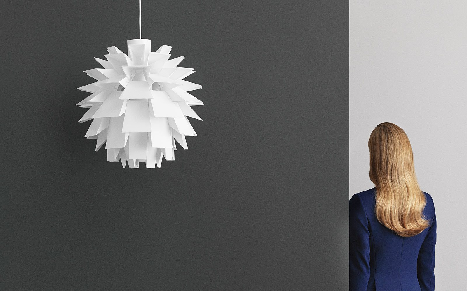 Norm 69 design hanging lamp aloadofball Images