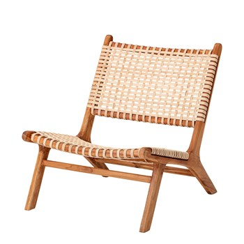 Keila-lounge-chair-nature-teak-bloomingville-2