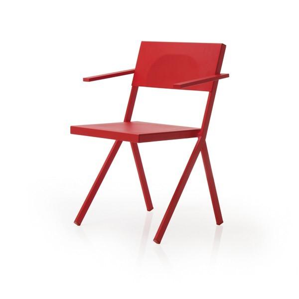 chaise de jardin avec accoudoir mia. Black Bedroom Furniture Sets. Home Design Ideas