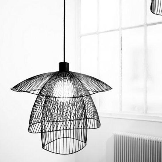 suspension papillon. Black Bedroom Furniture Sets. Home Design Ideas