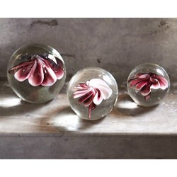presse-papier-glass-ball-flower-M-hkliving-2