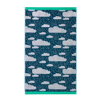 Towels-Hand-Towel-Rainy-Day-Green-donna-wilson
