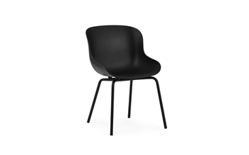 Hyg-Chair-Steel-black