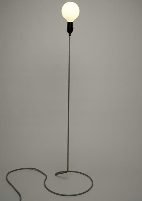 Staande Design Lamp.Cord Lamp