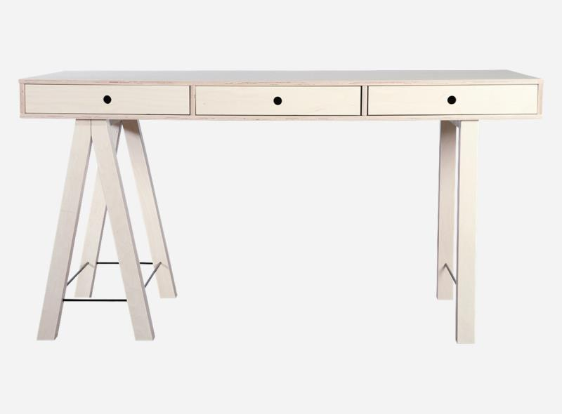 bureau nordique. Black Bedroom Furniture Sets. Home Design Ideas